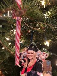 Annie graduates from high school